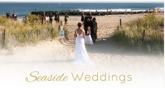 Seaside Weddings button