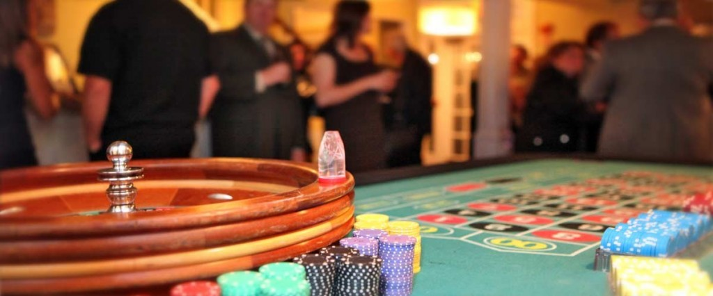 Casino night at The Majestic