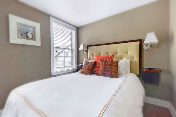 Contemporary Room 6 Bed